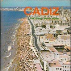 Libros de segunda mano: CADIZ - JOSÉ MANUEL GARCÍA GÓMEZ - EDITORIAL EVEREST - 2ª EDICIÓN - 1971. Lote 49058236