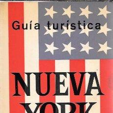 Gebrauchte Bücher - GUÍA TURÍSTICA - NUEVA YORK - Editorial Juventud - 1ª Edición -1966 - 49073288