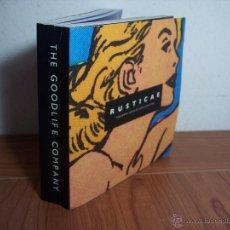 Libros de segunda mano: RUSTICAE (PEQUEÑOS HOTELES CON CARACTER) EDICIÓN AÑO 2012 (MARCAPÁGINAS COCA-COLA LIGHT). Lote 49124787