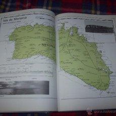 Libros de segunda mano: EAST SPAIN PILOT. ISLAS BALEARES(MALLORCA,MENORCA,IBIZA Y FORMENTERA).ROBIN BRANDON.TODO UNA RAREZA.. Lote 68172087