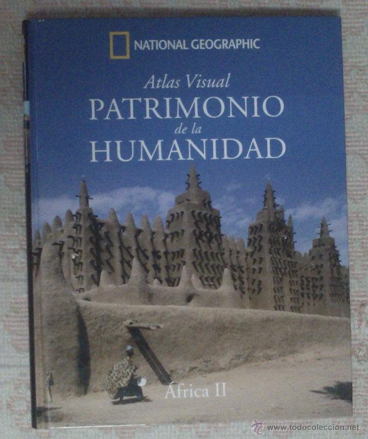 National geographic: atlas visual patrimonio de - Sold