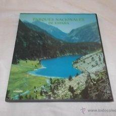 Libros de segunda mano: PARQUES NACIONALES DE ESPAÑA. Lote 49457576