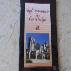 Libros de segunda mano: REAL MONASTERIO DE LAS HUELGAS.. Lote 49538944