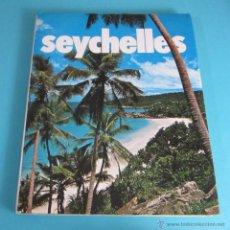Libros de segunda mano: SEYCHELLES. VICTORIA MAHE. BILINGÜE INGLÉS / FRANCÉS. Lote 49562566