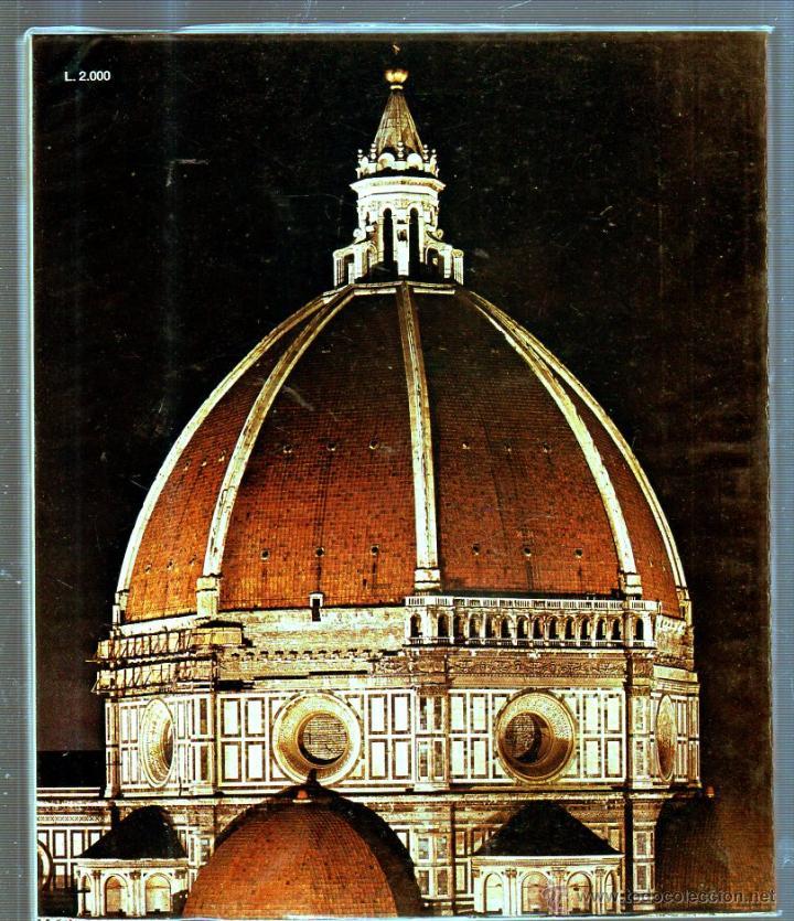 Libros de segunda mano: EL BAPTISTERIO Y EL DUOMO DE FLORENCIA. GIUSEPPE MARCHINI. EDITORIAL BECOCCI. 1972 - Foto 2 - 49610956