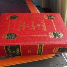 Libros de segunda mano: GEOGRAFIA GENERAL DEL REINO DE GALICIA CARRERAS Y CANDI TOMO XIII 2º DE PONTEVEDRA. Lote 49781426