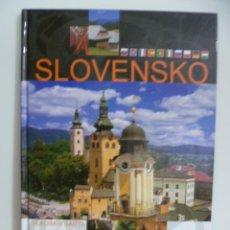 Libros de segunda mano: SLOVENSKO - VLADIMIR BARTA. Lote 49842029
