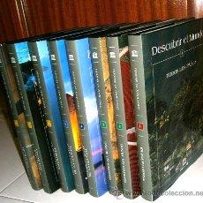 Libros de segunda mano: DESCUBRIR EL MUNDO 8T POR LA UNESCO DE EDICIONES EDP PLANETA DEAGOSTINI EN BARCELONA 2003. Lote 50037046