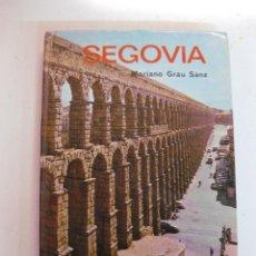 Libros de segunda mano: SEGOVIA. MARIANO GRAU SANZ. EDITORIAL EVEREST. GUIA, PLANO, FOTOGRAFIAS...... Lote 50470242