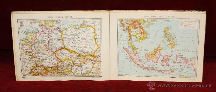 Libros de segunda mano: ATLAS DE GEOGRAFÍA GENERAL Y DE ESPAÑA. ED. VICENS VIVES - Foto 3 - 50487027