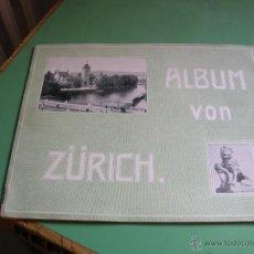 Libros de segunda mano: ALBUM VON ZURICH. Lote 50517907
