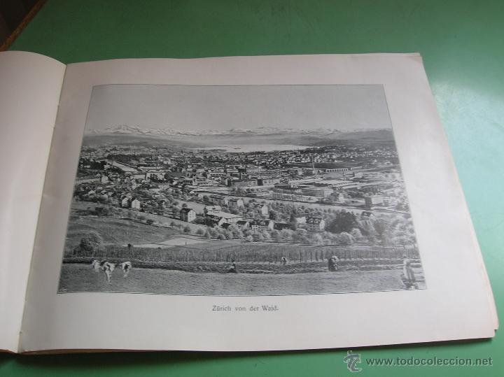Libros de segunda mano: Album von Zurich - Foto 2 - 50517907