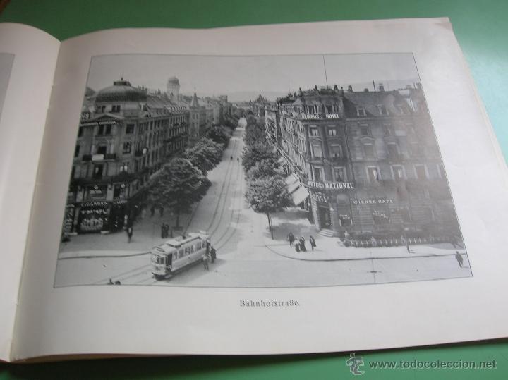 Libros de segunda mano: Album von Zurich - Foto 3 - 50517907
