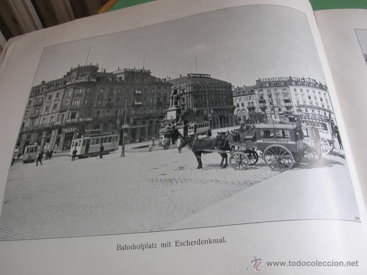 Libros de segunda mano: Album von Zurich - Foto 4 - 50517907
