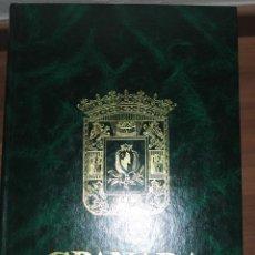 Libros de segunda mano: GRANADA COLECCIÓN NUESTRA ANDALUCÍA, EDITORIAL ANDALUCIA DE EDS. ANEL GRANADA 1981, EN CUATRO VOLS.,. Lote 50564644