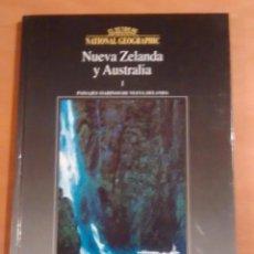 Libros de segunda mano: NUEVA ZELANDA Y AUSTRALIA I, PAISAJES MARINOS DE NUEVA ZELANDA, 110 PÁGINAS. Lote 50819935