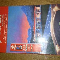 Libros de segunda mano: GUIA CEPSA EN PERFECTO ESTADO DE 1998. Lote 51098120