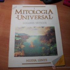 Libros de segunda mano: MITOLOGÍA UNIVERSAL. Lote 51173898