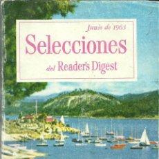 Libros de segunda mano: SELECCIONES DEL READERS DIGEST JUNIO 1963. Lote 51210361
