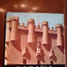 Libros de segunda mano: ESPAÑA. CASTILLOS Y ALCÁZARES. JOSÉ ORTIZ ECHAGÜE. TERCERA EDICIÓN. Lote 51299721
