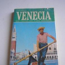 Libros de segunda mano: UN DÍA EN VENECIA - GUÍA BONECHI. Lote 51376282