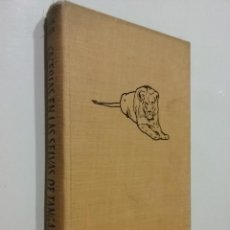 Libros de segunda mano: CACERIAS EN LAS SELVAS DE TANGANYIKA . JOSE MARIA ORIOL . CAZA . CINEGETICA . EDITORIAL JUVENTUD. Lote 118998394