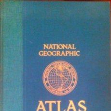 Libros de segunda mano: ATLAS OF THE WORLD NATIONAL GEOGRAPHIC 5TH ED. Lote 51528561