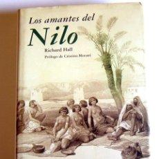 Gebrauchte Bücher - LOS AMANTES DEL NILO - LA INCREIBLE AVENTURA AFRICANA DE SAM Y FLORENCE BACKER - RICHARD HALL - 51708684