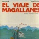 Libros de segunda mano: VENTURA / CESERANI : EL VIAJE DE MAGALLANES (MAGISTERIO, 1980). Lote 51733589