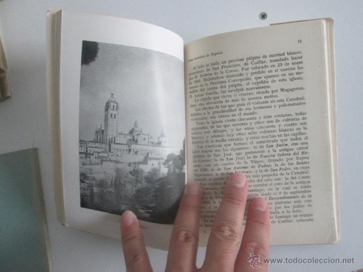 Libros de segunda mano: Guia Turística de Segovia. - Foto 5 - 51806253
