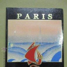 Libros de segunda mano: PARIS - LIBRO FOTOGRAFICO EN GRAN FORMATO 23,5 X 31 CMS - COLOR VER IMAGENES. Lote 51810304