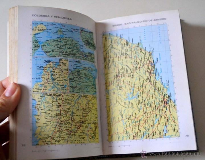 Libros de segunda mano: ATLAS UNIVERSAL EL LIBRO AGUILAR * AÑOS 80 - Foto 6 - 51946623
