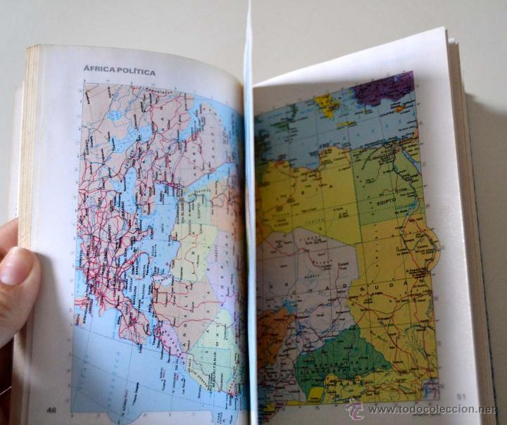 Libros de segunda mano: ATLAS UNIVERSAL EL LIBRO AGUILAR * AÑOS 80 - Foto 7 - 51946623