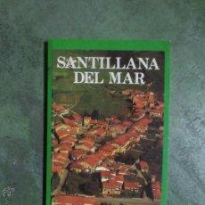 Libros de segunda mano: SANTILLANA DEL MAR. ESTUDIO. SANTANDER. Lote 52159407