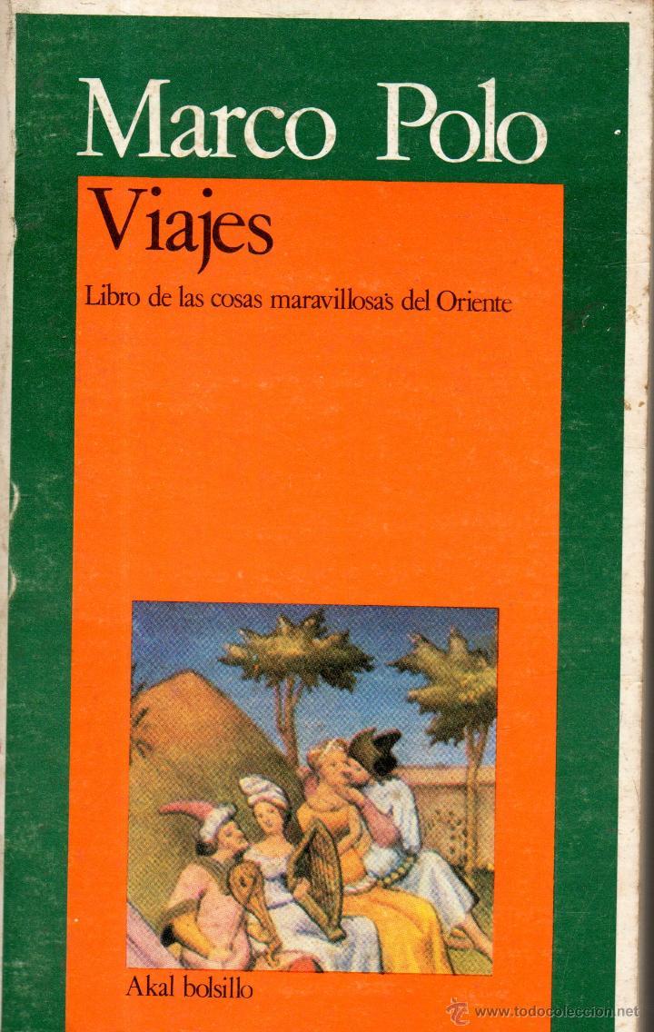 Marco polo viajes libro de las cosas maravill comprar libros de geograf a y viajes en - Cosas del hogar de segunda mano ...