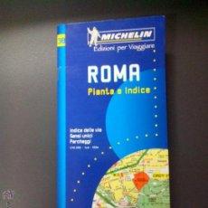 Libros de segunda mano: PLANO DE ROMA, N° 1038 ( 1 CM POR 100 M ). Lote 52536368