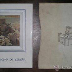 Libros de segunda mano: DESDE EL TECHO DE ESPAÑA.. Lote 52907695