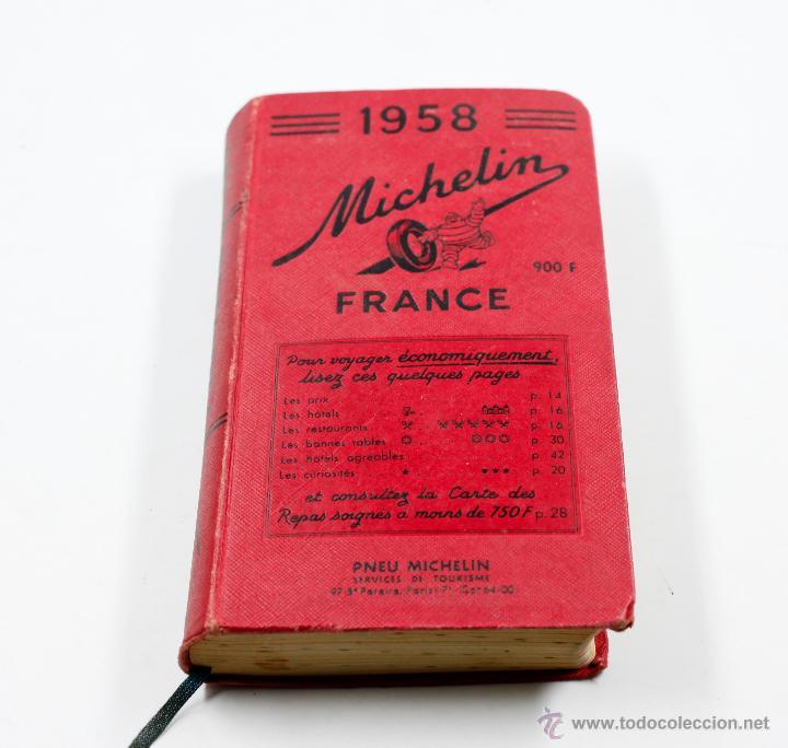 GUIA MICHELIN, FRANCE. (Libros de Segunda Mano - Geografía y Viajes)