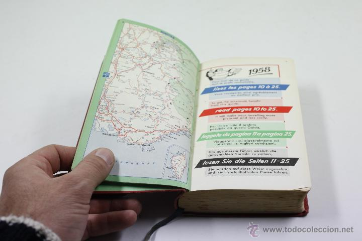 Libros de segunda mano: GUIA MICHELIN, FRANCE. - Foto 3 - 53115878