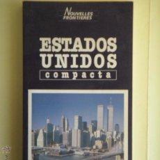 Libros de segunda mano: GUIA COMPACTA ESTADOS UNIDOS - EDITORIAL GRANICA 1991 (EN BUEN ESTADO). Lote 53396412