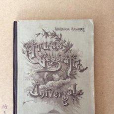 Libros de segunda mano: ATLAS GEOGRÁFICO UNIVERSAL. Lote 53462763
