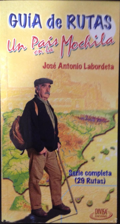 Un País En La Mochila José Antonio Labordeta Sold Through Direct Sale 53591434