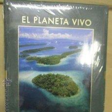 Libros de segunda mano: EL PLANETA VIVO OCEANÍA EDITORIAL PLANETA AÑO 2008 NUEVO. Lote 53625195