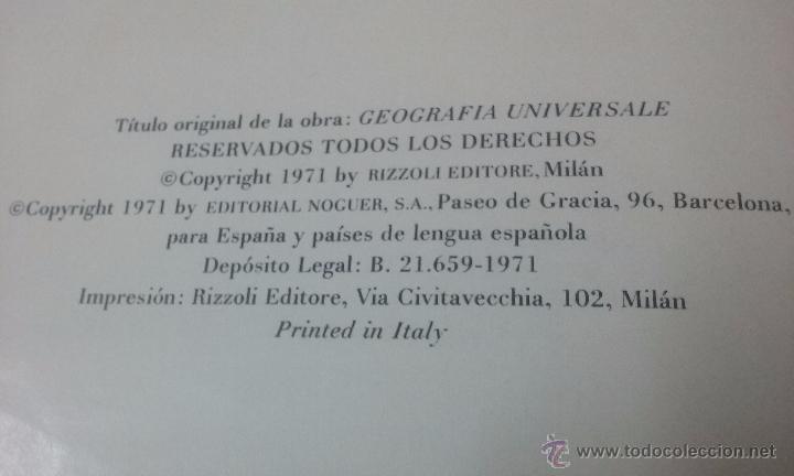 Libros de segunda mano: geografia universal - Foto 2 - 53714037