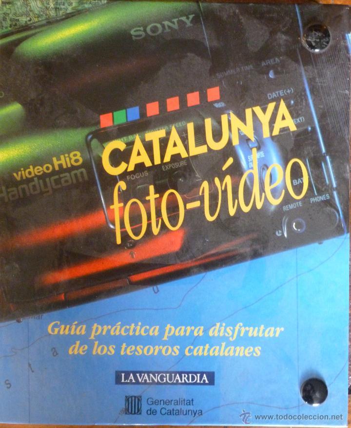 CATALUNYA FOTO-VIDEO. GUÍA PRÁCTICA PARA DISFRUTAR DE LOS TESOROS CATALANES (Libros de Segunda Mano - Geografía y Viajes)