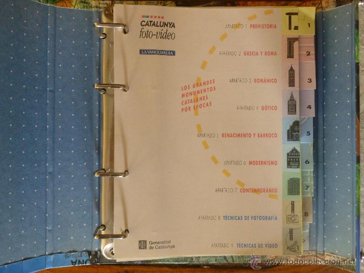 Libros de segunda mano: CATALUNYA FOTO-VIDEO. GUÍA PRÁCTICA PARA DISFRUTAR DE LOS TESOROS CATALANES - Foto 2 - 53819369