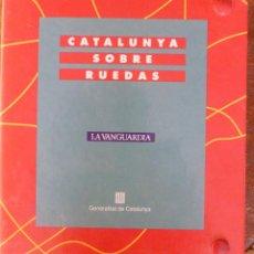 Libros de segunda mano: CATALUNYA SOBRE RUEDAS. Lote 53819436