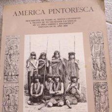 Livres d'occasion: AMÉRICA PINTORESCA VV.AA EDIT ERISA AÑO 1980. Lote 53885301