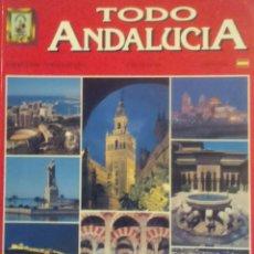 Libros de segunda mano: LIBRO TODO ANDALUCÍA . Lote 53891442