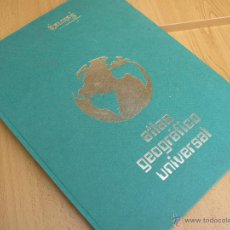 Libros de segunda mano: ATLAS GEOGRÁFICO UNIVERSAL - SALINAS. . Lote 53945337